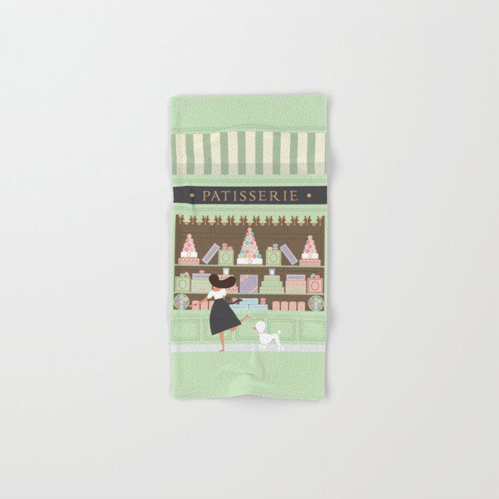 Patisserie Hand & Bath Towel