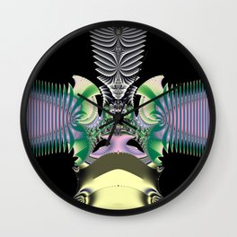 FRACTAL OF DIFFERENT KIND  Wall Clock