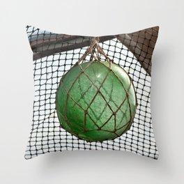 FISHERNET - ISLE RÜGEN Throw Pillow