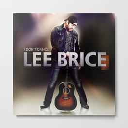 Lee Brice Tour Date 2018 Gong1 Metal Print