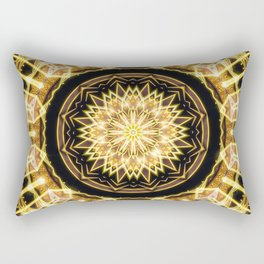 GlaMANDALA | Mandala Glamour Rectangular Pillow