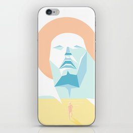 The Sea Inside iPhone Skin