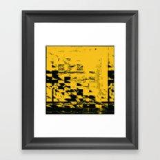 lvlvlv Framed Art Print