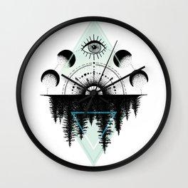 Unison Wall Clock