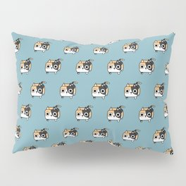 Cat Loaf - Calico Kitty Pillow Sham