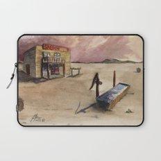 The Lone Saloon Laptop Sleeve