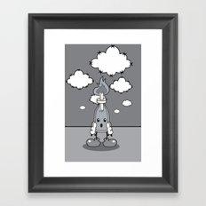 mister cocktail's crazy riot adventures Framed Art Print