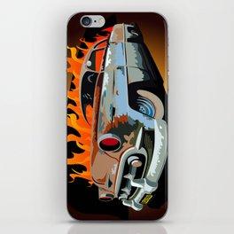 Caddy Rat Rod iPhone Skin