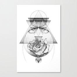 Lupine Rosaceae Canvas Print