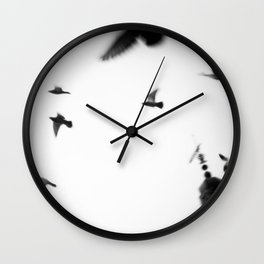 Birds Wall Clock