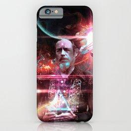 Visionary Alan Watts iPhone Case