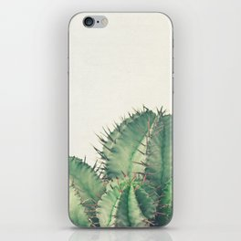 African Milk Barrel iPhone Skin