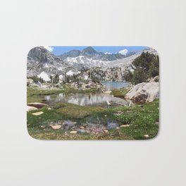 Sixty Lakes Basin Bath Mat
