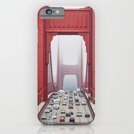 Across The Gate iPhone Case
