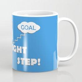 Next step Coffee Mug