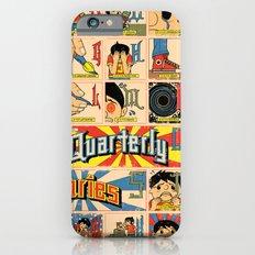Odd Alphabet Chart iPhone 6s Slim Case