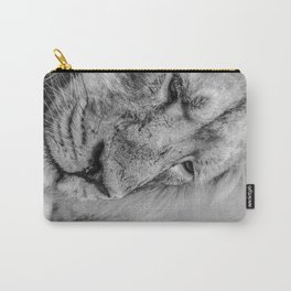 Face Of Thought Carry-All Pouch