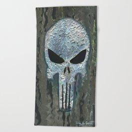 Punisher Beach Towel