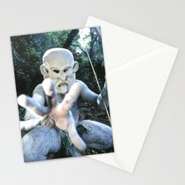 Papua New Guinea Ghost Stationery Cards
