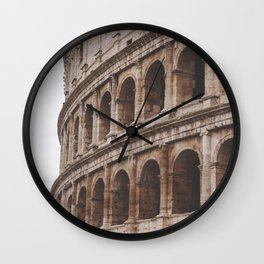 Coliseu Roma | Colosseo Wall Clock