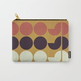 Ooosh 60's Pattern Carry-All Pouch