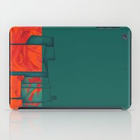 titan iPad Cases featuring Titan - Cronos by Fernando Vieira