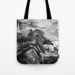 Among the Gods Tote Bag