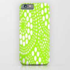 Pattern Chartreuse Slim Case iPhone 6s