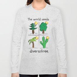 Diversitree Long Sleeve T-shirt