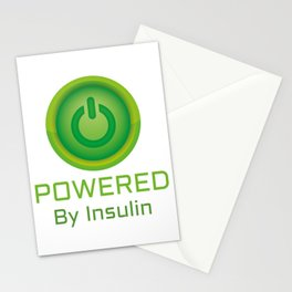 Insulin Funny Sarcastic Diabetes Stationery Cards
