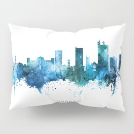 Lubbock Texas Skyline Pillow Sham