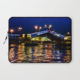 Raising bridges in St. Petersburg Laptop Sleeve