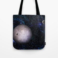View From The Dark Side Tote Bag