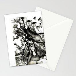 La Virgen Negra Stationery Cards