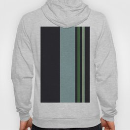 Classic Retro Striped Enenra Hoody