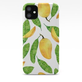 Sweet mango iPhone Case