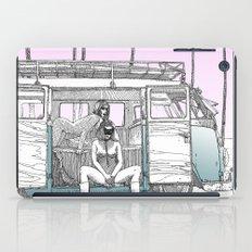 asc 691 -  Book cover for La Musardine iPad Case