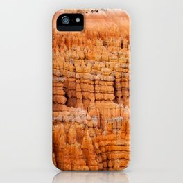 Bryce Canyon. Utah. USA iPhone Case
