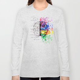 Conjoined Dichotomy Long Sleeve T-shirt