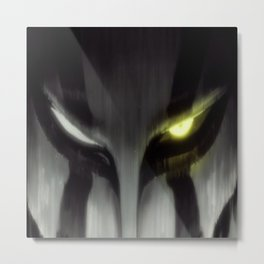 Ichigo Vizard mode Metal Print