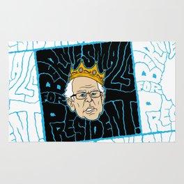 Bernie Smalls for President Rug