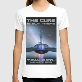 Team Seth MS Walk 2015 T-shirt