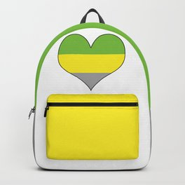 Lithromantic Heart Backpack