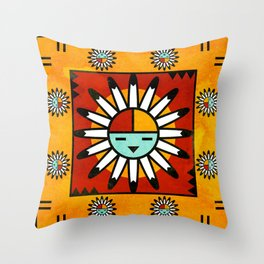 Tawa Throw Pillow