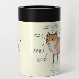 Anatomy of a Fox Can Cooler