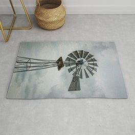 U.S. Wind Engine and Pump Company Model B Windmill Batavia Illinois Rug