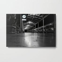 Turkey Train Station Metal Print
