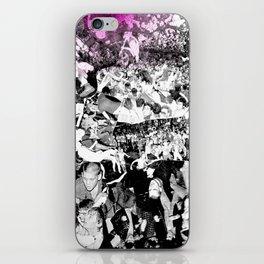 Punk Show Slam Pit iPhone Skin