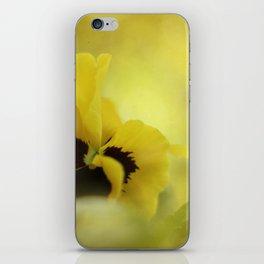 Beautiful Imperfection iPhone Skin