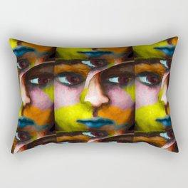 Fridas Rectangular Pillow